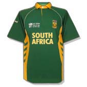 south africa world cup cricket shirt